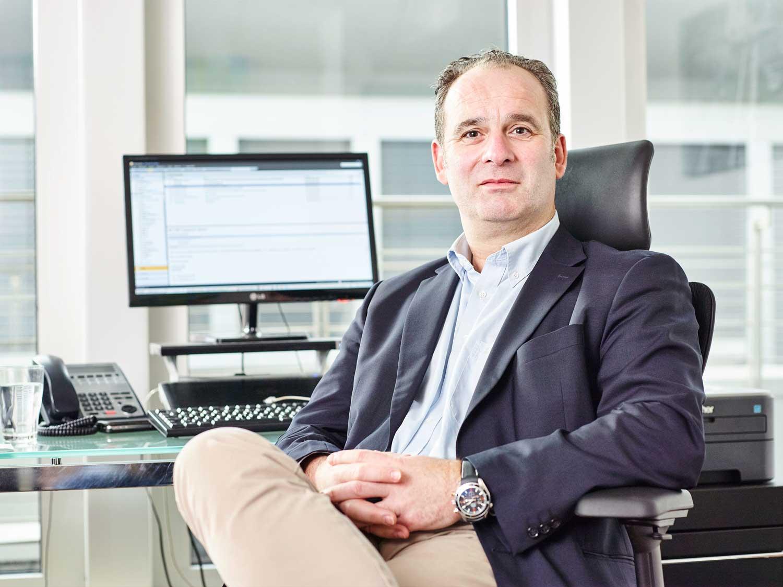 Christoph Möller, CEO Möller PR